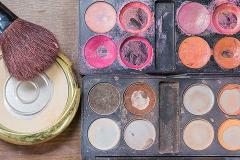 cosmetics industry waste