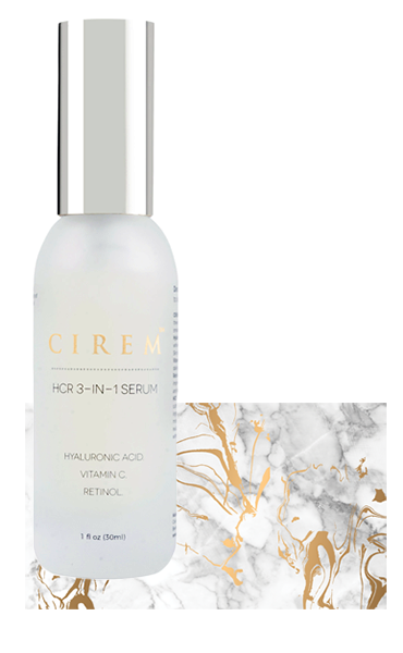 <b>BUY 1 GET 1 FREE</b> <br> Cirem's HCR 3-IN-1 Serum<br> Exclusive Platinum Collection