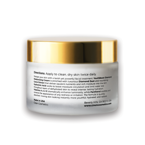 Beauty Story Cc Cream Real Complexion: YouthBoost Diamond Moisturizing Cream