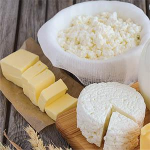 Cheese Margarines & Kefir