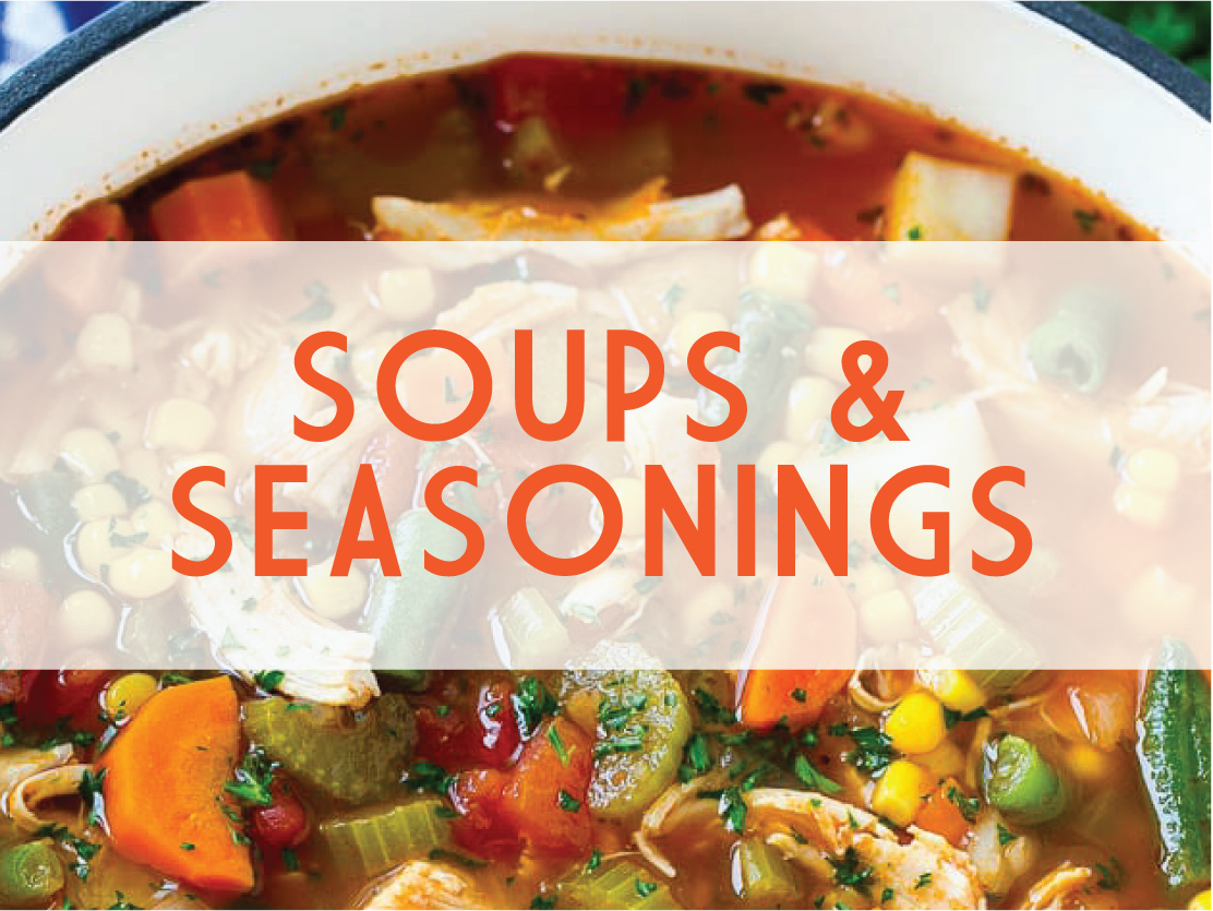Soups & Seasonings