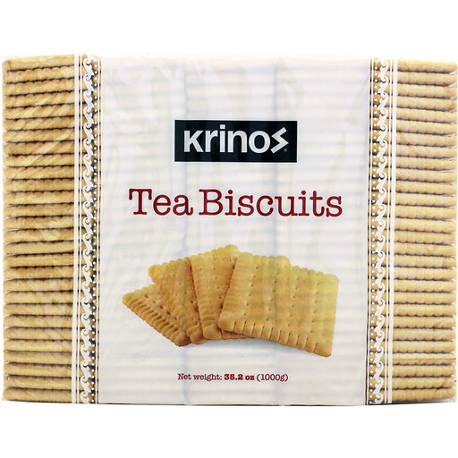 Krinos Tea Biscuits