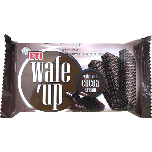 ETI Wafe'Up Wafers with Cocoa Cream