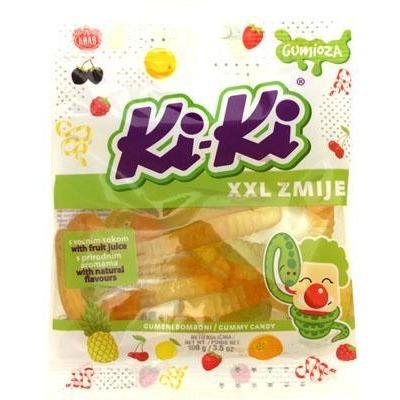 Kiki-Gummy-Snakes-w/Fruit-Juice-28105