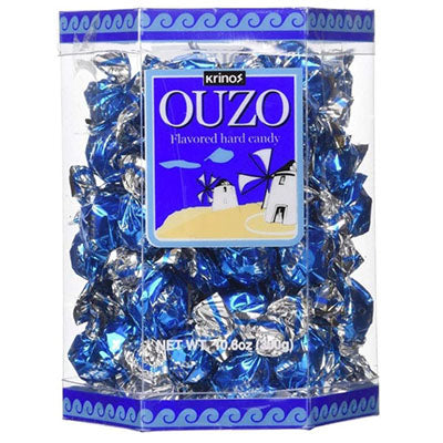 Krinos Ouzo Hard Candy