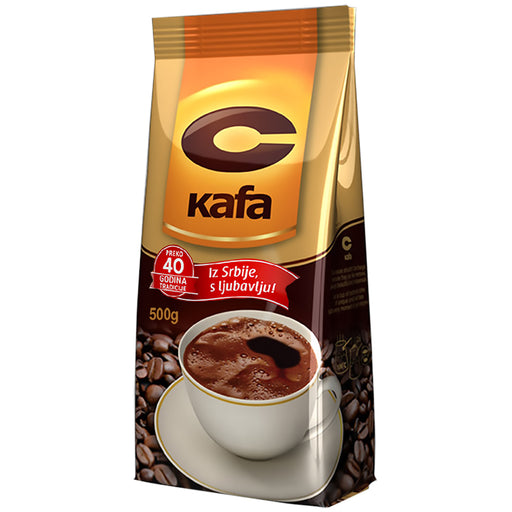 C Kafa Ground Coffee