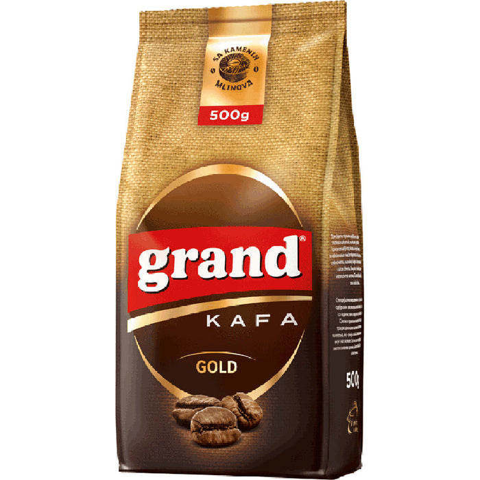 Grand Ground Coffee (Gold)