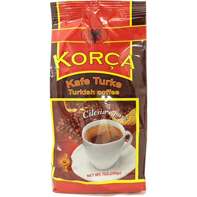 Korca Albanian Ground Coffee