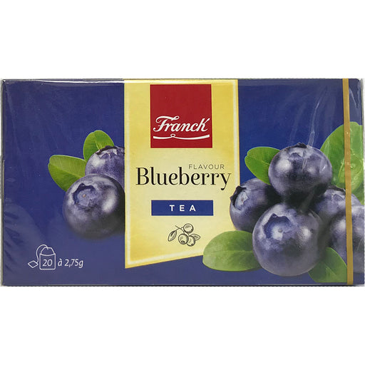 Franck Blueberry Tea
