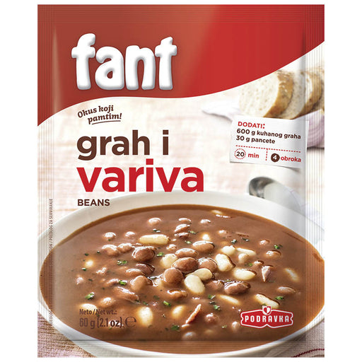 Podravka Fant Beans Seasoning Mix