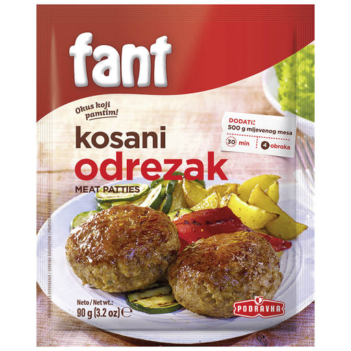 Podravka Fant Meat Patties Seasoning Mix