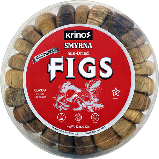 Krinos Smyrna Sun Dried Figs