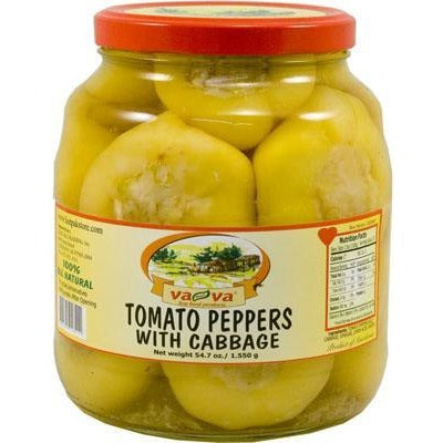 Tomato-Peppers-w/Cabbage-71137
