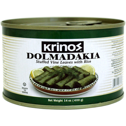 Krinos Grape Leaves Stuffed w/Rice