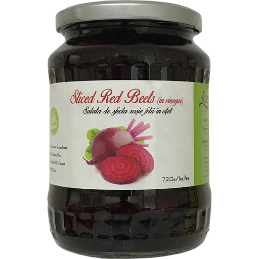 Livada Sliced Red Beets