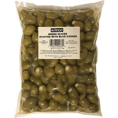 Green-Olives-Stuffed-with-Blue-Cheese-74139