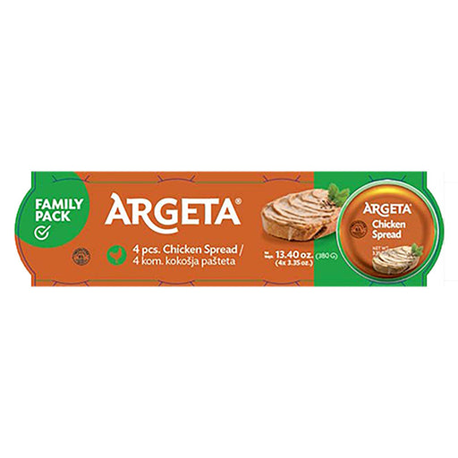 Argeta Spread Chicken (Family Pack)