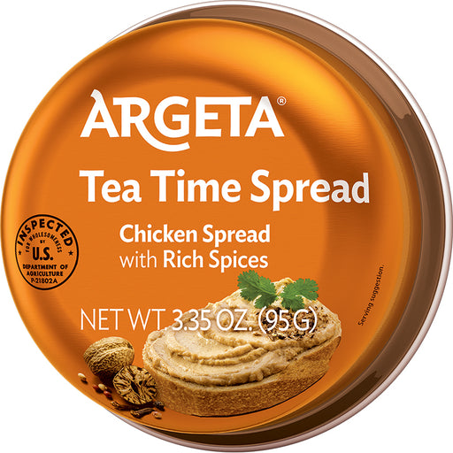 Argeta Chicken Tea Time Spread