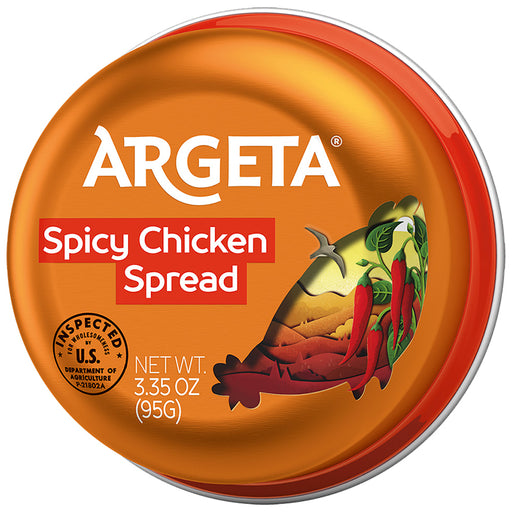 Argeta Spicy Chicken Spread