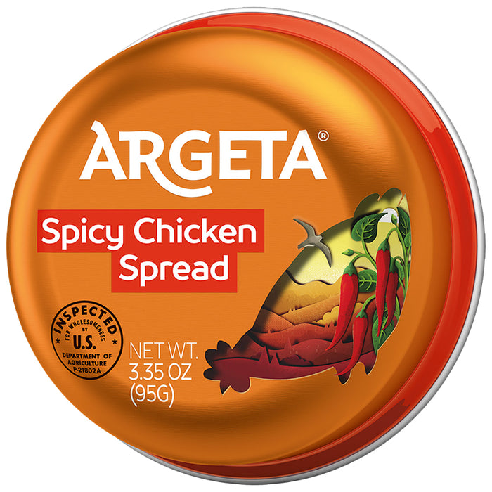 Argeta Spread Chicken Spicy