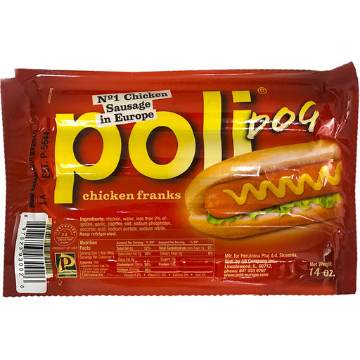Poli Chicken Franks