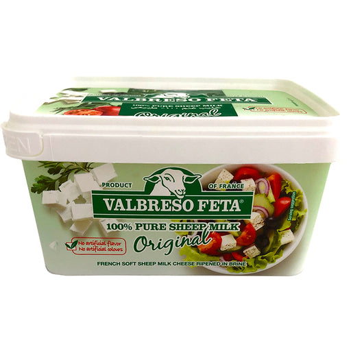 Valbreso French Feta Cheese