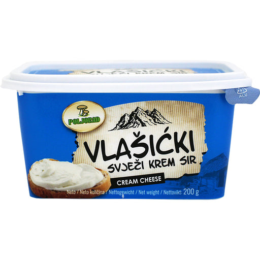 Poljorad Vlasicki Cream Cheese