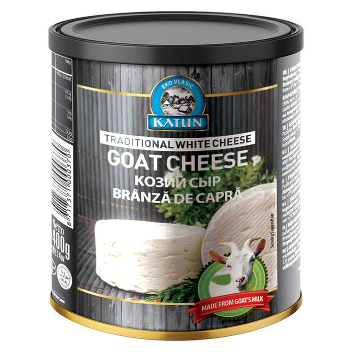 Katun Traditional White (Goat Cheese)