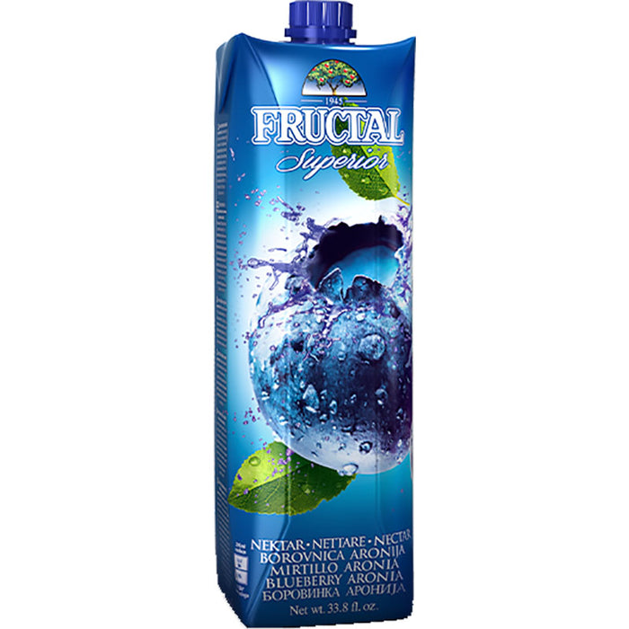 Fructal Superior Blueberry Nectar