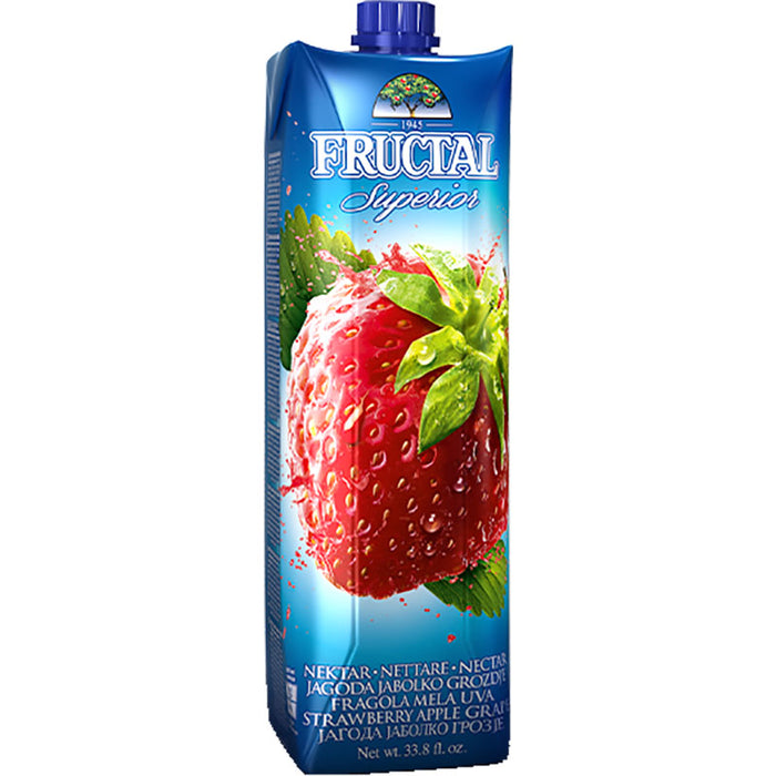 Fructal Superior Strawberry Nectar
