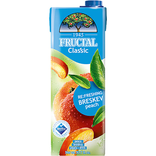 Fructal Classic Peach Drink