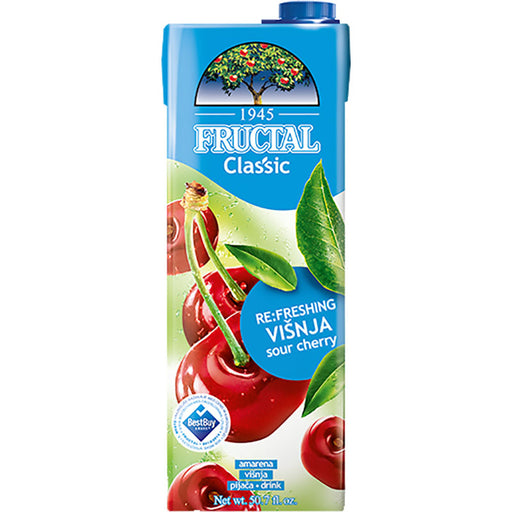 Fructal Classic Sour Cherry Drink