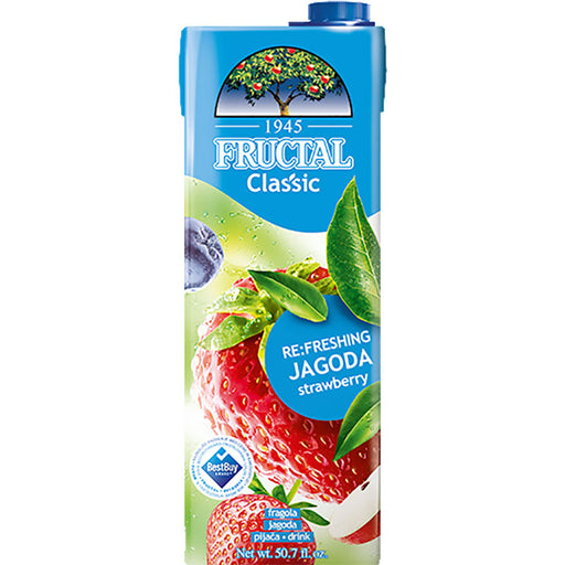 Fructal Classic Strawberry Drink
