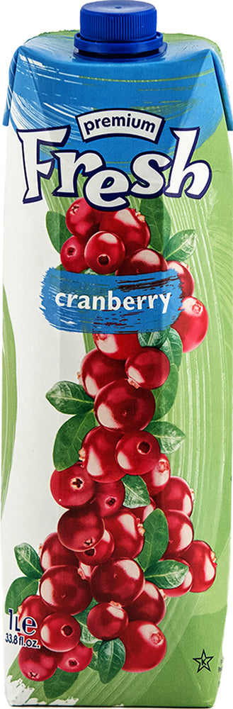 Fresh Premium Cranberry Juice
