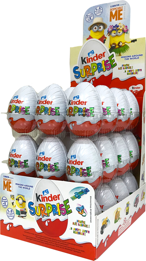 Ferrero Kinder Surprise Eggs