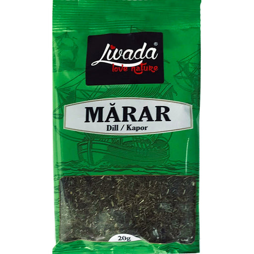 Livada Dill Leaves Marar Frunze