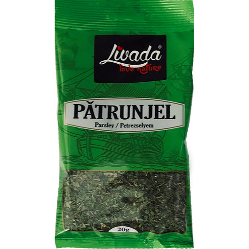 Livada Parsley Leaves Patrunjel Frunze