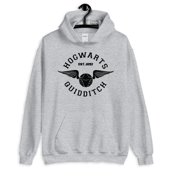 Hogwarts Quidditch Harry Potter Hoodie #SWHPQ1