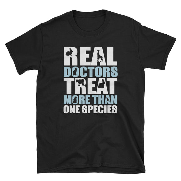 Real Dcotors Treat More Than One Species #VOB47A