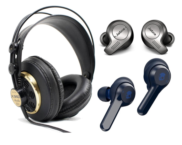 Forever Sure Deals - Headsets and Earphones Collection