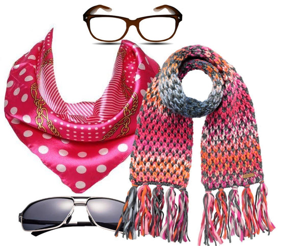 Forever Sure Deals - Scarves and Sunglasses Collection