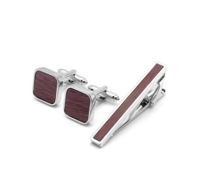 Forever Sure Deals - Cuff links and Bow-tie Set