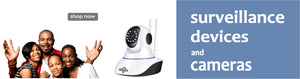 Forever Sure Deals - Surveillance Devices and Cameras