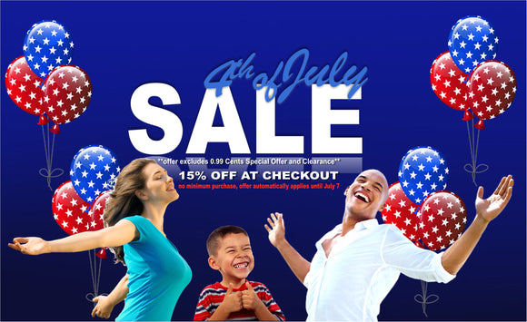 Forever Sure Deals - July 4th Sale