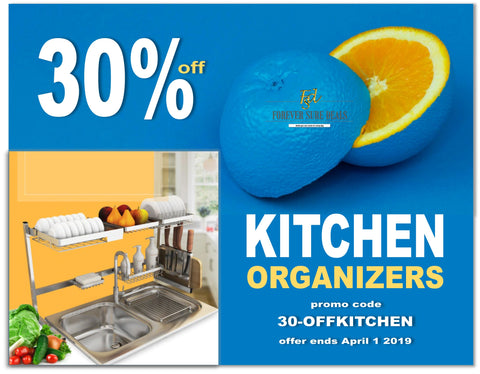 Forever Sure Deals - 30-OFFKITCHEN