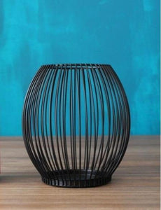 Candle Holder - Handmade Wrought Iron Candle Holder