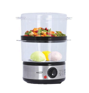 Food Steamer - 2-Tier Food Steamer (ships Within The US Only)
