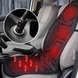 Seat Covers And Supports - 12V Electric Heated Car Seat Cushion Cover