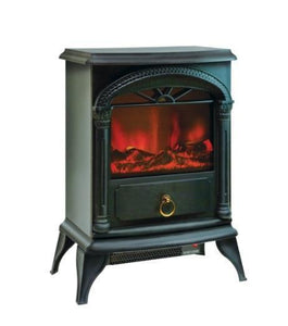 "Electric Fireplace - 21.5"" Fireplace Electric Stove (ships Within The US Only)"