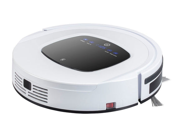Robotic Vacuum Cleaner - Intelligent High Suction, Self-Charging Robotic Vacuum Cleaner (ships Within The US Only)
